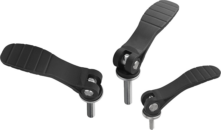 Adjustable Cam Lever With External Thread